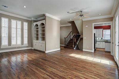 Houston Single Family Home For Sale: 5317 Feagan Street #B