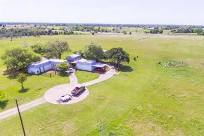Schulenburg TX Farm & Ranch For Sale: $175,000