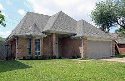 Houston Single Family Home For Sale: 13551 Pasa Robles Lane