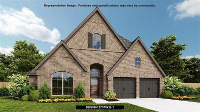 Harris County Single Family Home For Sale: 19715 Hale Hollow Creek Drive