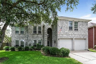 Friendswood Single Family Home For Sale: 4503 Backenberry Drive