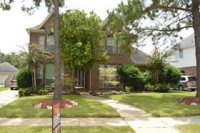 Pearland Single Family Home For Sale: 2438 Weatherford Drive