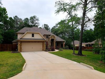 Magnolia Single Family Home For Sale: 22 Rose Pine Court
