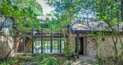 The Woodlands Single Family Home For Sale: 48 Buttonbush Court