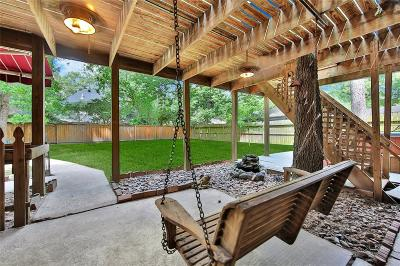 Kingwood Single Family Home For Sale: 2003 River Falls Drive