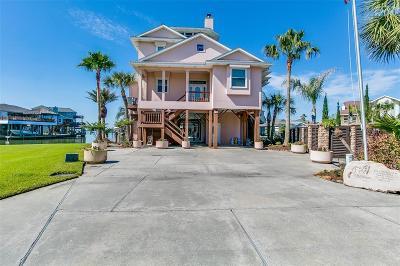 Tiki Island TX Single Family Home For Sale: $1,085,000
