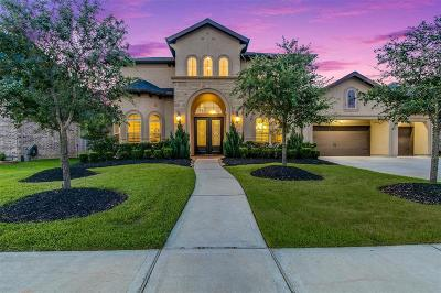 Katy Single Family Home For Sale: 27722 Bering Crossing Drive