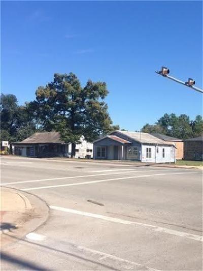 Willis Residential Lots & Land For Sale: 502 N Danville Street