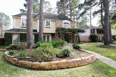 Houston Single Family Home For Sale: 5307 Boyce Springs Drive
