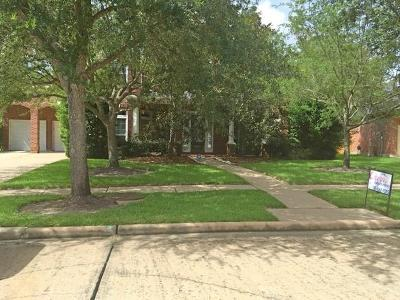 Richmond Single Family Home For Sale: 1506 Lake Holbrook Lane
