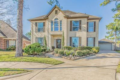 Pearland Single Family Home For Sale: 1508 Silver Maple Lane