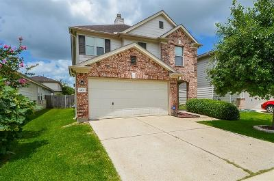 Houston Single Family Home For Sale: 6831 Rustic Pecan Lane