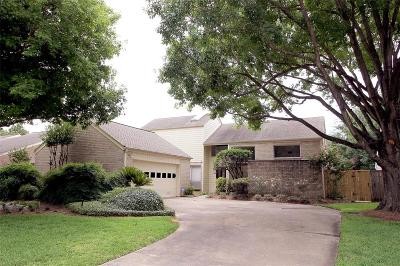 Houston Single Family Home For Sale: 11507 Overbrook Lane