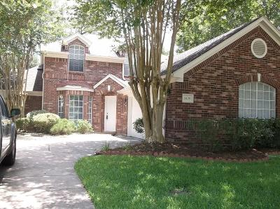 Houston Single Family Home For Sale: 1639 Rockin Drive