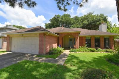 League City Single Family Home For Sale: 2130 Bennigan Street