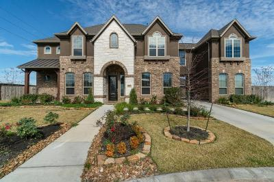 Cypress Single Family Home For Sale: 16403 Baston Creek Drive