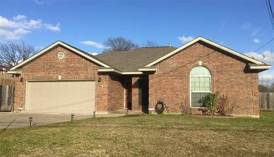 Burleson County Single Family Home Pending: 940 N Hull Street
