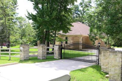 Conroe Single Family Home For Sale: 2007 Shasta Ridge Drive