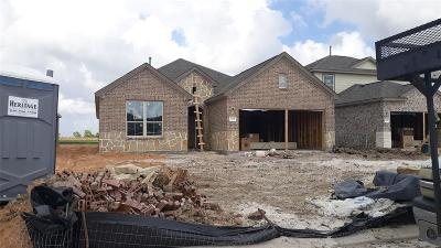 Galveston County Single Family Home For Sale: 3214 Hatteras Drive
