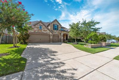 Cypress Single Family Home For Sale: 18110 First Bend Drive