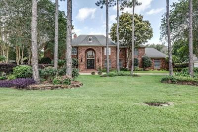 Friendswood Single Family Home For Sale: 1903 Carriage Creek Lane