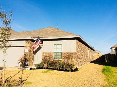 Manvel Single Family Home For Sale: 5 Desert Willow Court