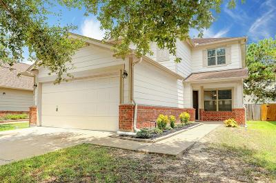 Cypress Single Family Home For Sale: 7838 Blue Wahoo Lane