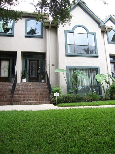 Kemah TX Condo/Townhouse For Sale: $295,000