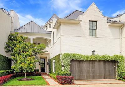 Houston Single Family Home For Sale: 3232 Bammel Lane