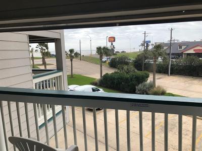 Galveston Condo/Townhouse For Sale: 6102 Seawall Blvd Boulevard