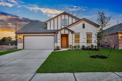 Baytown Single Family Home For Sale: 1803 Plantation Place