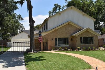 Memorial Single Family Home For Sale: 310 Nottingham Oaks Trails