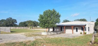 Fayette County Country Home/Acreage For Sale: 4800 Fm 154