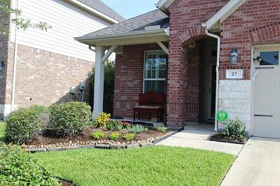 Single Family Home For Sale: 27 Tealight Place