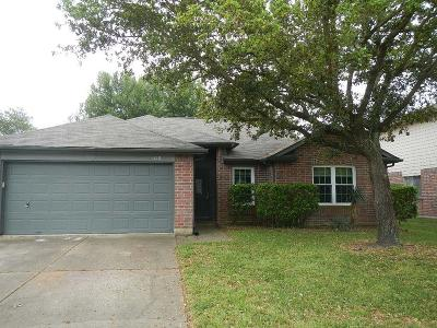 Tomball Single Family Home For Sale: 12311 Bowsman Drive