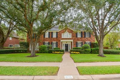 Sugar Land Single Family Home For Sale: 3710 Stockbridge Drive