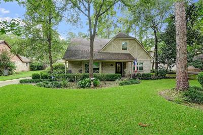 Spring Single Family Home For Sale: 6410 Meadowtrace Drive