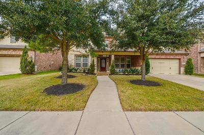Katy Single Family Home For Sale: 4318 Glenirish Drive