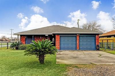 Texas City Single Family Home For Sale: 2501 32nd Avenue N