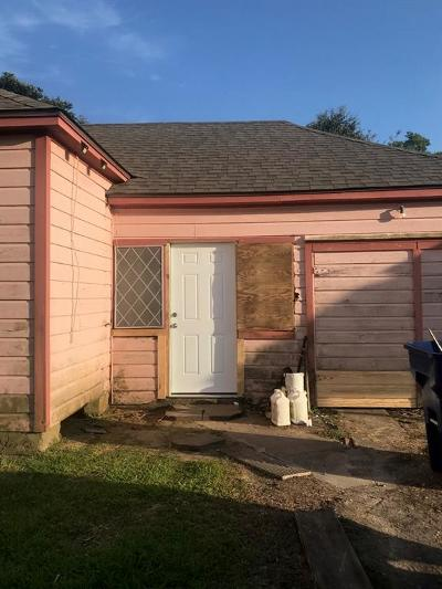Texas City Single Family Home For Sale: 25 4th Avenue N