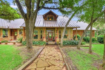 Fayette County Country Home/Acreage For Sale: 4170 Cottonwood Road