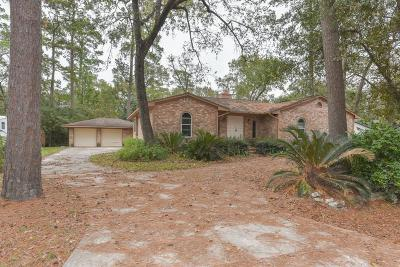 Humble Single Family Home For Sale: 21722 Forest Glade Drive