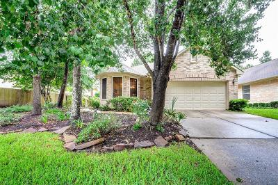 The Woodlands Single Family Home For Sale: 22 Charter Club Drive