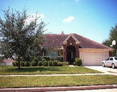 League City Single Family Home For Sale: 1009 Arborwood Drive
