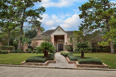 Houston Single Family Home For Sale: 2902 Pine Lake Trl