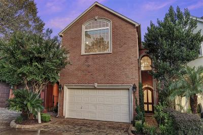 Harris County Single Family Home For Sale: 10807 Brenner Creek Court