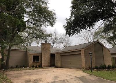 Houston Single Family Home For Sale: 4707 Hickory Downs Drive