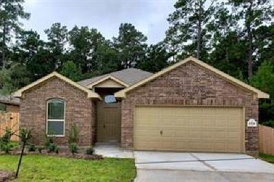 Single Family Home For Sale: 405 Foxmeadow