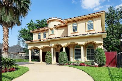 Houston Single Family Home For Sale: 3205 McCulloch Circle