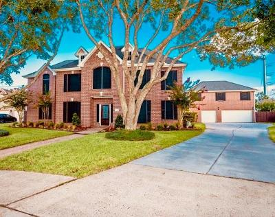 Friendswood Single Family Home For Sale: 1219 Hawkhill Drive